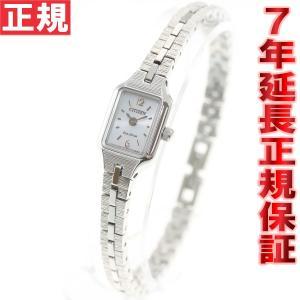 ポイント最大21倍! シチズン キー Kii: エコドライブ 腕時計 レディース EG2040-55A CITIZEN kii|neel