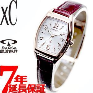 25日0時から!店内ポイント最大41倍! シチズン クロスシー xC エコドライブ 電波時計 腕時計 レディース ES9394-56Aの画像