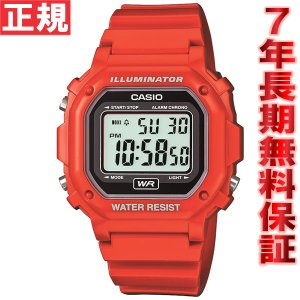 本日限定ポイント最大13倍! カシオ チープカシオ チプカシ 限定モデル 腕時計 F-108WHC-4AJF