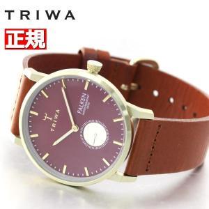 今だけ!ポイント最大30倍! トリワ TRIWA 腕時計 メンズ レディース FAST117-CL010217|neel