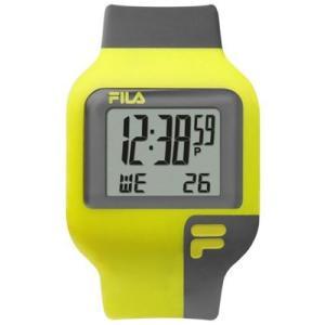本日ポイント最大16倍! フィラ FILA 腕時計 デジタル FAT003DG-8 neel