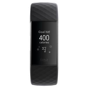 本日限定6%OFFクーポン付! ポイント最大12倍! Fitbit Charge3 フィットビット チャージ3 フィットネス トラッカー FB410GMBK-CJK|neel|05