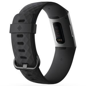本日限定6%OFFクーポン付! ポイント最大12倍! Fitbit Charge3 フィットビット チャージ3 フィットネス トラッカー FB410GMBK-CJK|neel|07