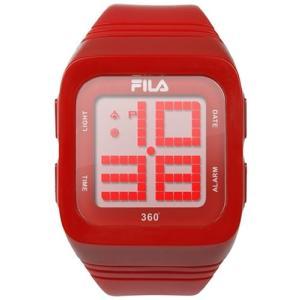 本日ポイント最大16倍! FILA フィラ 腕時計 デジタルウォッチ FCD001-102 neel