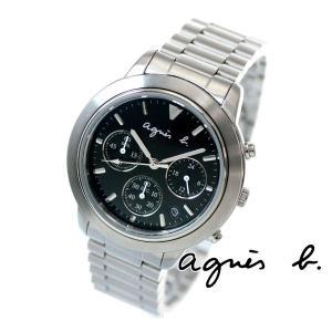 本日ポイント最大21倍! agnes b. アニエスb 腕時計 メンズ クロノグラフ FCRT989|neel|02