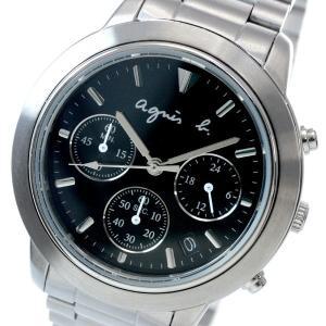 本日ポイント最大21倍! agnes b. アニエスb 腕時計 メンズ クロノグラフ FCRT989|neel|04