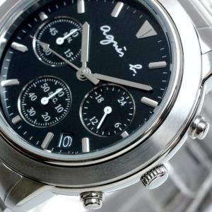 本日ポイント最大21倍! agnes b. アニエスb 腕時計 メンズ クロノグラフ FCRT989|neel|05