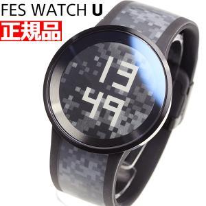 FES Watch U ソニー フェスウォッチ Sony スマートウォッチ 電子ペーパー 腕時計 メ...