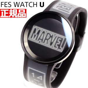 FES Watch U MARVEL Comics Sony 限定モデル 腕時計 ソニー フェスウォ...