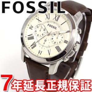 本日ポイント最大21倍! FOSSIL(フォッシル) 腕時計 メンズ クロノグラフ FS4735|neel