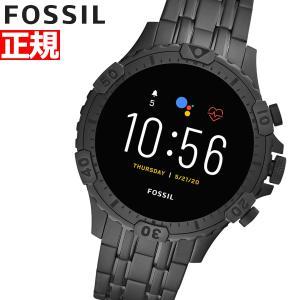 ポイント最大24倍! フォッシル FOSSIL スマートウォッチ 腕時計 メンズ FTW4038