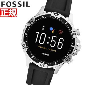 ポイント最大24倍! フォッシル FOSSIL スマートウォッチ 腕時計 メンズ FTW4041