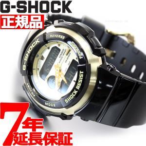 ポイント最大29倍!11日23時59分まで! G-SHOCK Gショック ジーショック ゴールド BASIC G-300G-9AJF