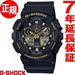 本日ポイント最大13倍! カシオ Gショック CASIO G-SHOCK 腕時計 メンズ GA-100GBX-1A9JF neel