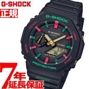 ポイント最大26倍! Gショック G-SHOCK 腕時計 メンズ GA-2100TH-1AJF ジーショック|neel
