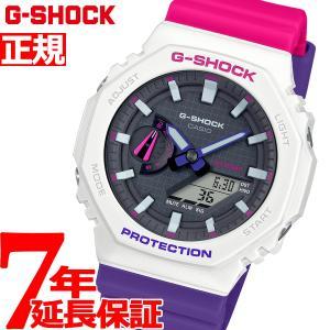 ポイント最大26倍! Gショック G-SHOCK 腕時計 メンズ GA-2100THB-7AJF ジーショック|neel
