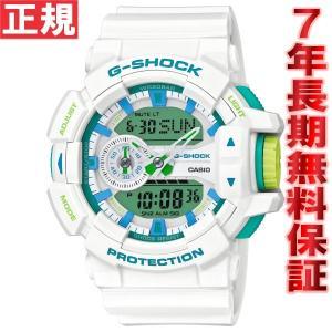 本日ポイント最大36倍!28日23:59まで! カシオ Gショック CASIO G-SHOCK 腕時計 メンズ アナデジ GA-400WG-7AJF
