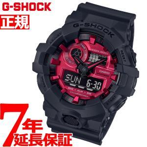 ポイント最大24倍! Gショック G-SHOCK 腕時計 メンズ GA-700AR-1AJF ジーショック|neel
