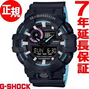 本日ポイント最大16倍! カシオ Gショック CASIO G-SHOCK 腕時計 メンズ GA-700PC-1AJF neel