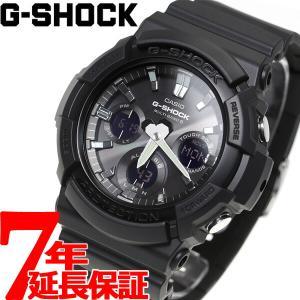 本日限定!ゾロ目の日クーポン&ポイント最大17倍! カシオ Gショック CASIO G-SHOCK 電波 ソーラー 腕時計 メンズ GAW-100B-1AJF