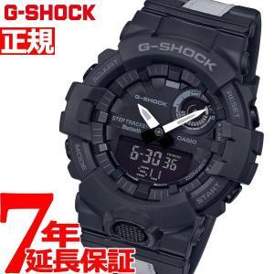 ポイント最大24倍! Gショック ジースクワッド G-SHOCK G-SQUAD 腕時計 メンズ GBA-800LU-1AJF ジーショック|neel