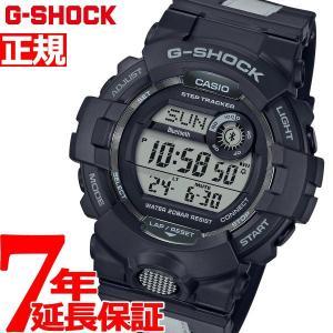 ポイント最大24倍! Gショック ジースクワッド G-SHOCK G-SQUAD 腕時計 メンズ GBD-800LU-1JF ジーショック|neel