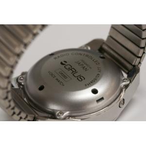 ポイント最大14倍! GRUS グルス 音声時計 ボイス電波 腕時計 メンズ レディース GRS003-01|neel|02