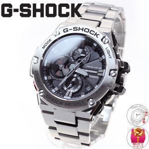 ポイント最大16倍! Gショック Gスチール G-SHOCK G-STEEL ソーラー 腕時計 メンズ GST-B100D-1AJF|neel|02