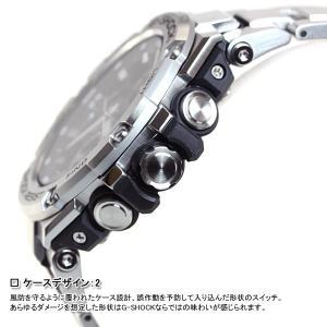 ポイント最大16倍! Gショック Gスチール G-SHOCK G-STEEL ソーラー 腕時計 メンズ GST-B100D-1AJF|neel|05