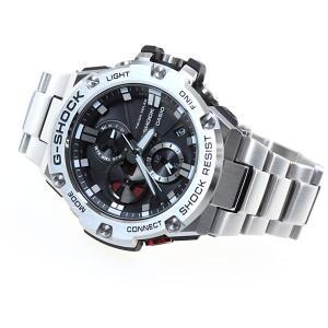 ポイント最大16倍! Gショック Gスチール G-SHOCK G-STEEL ソーラー 腕時計 メンズ GST-B100D-1AJF|neel|07