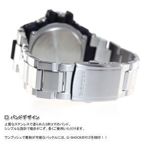 ポイント最大16倍! Gショック Gスチール G-SHOCK G-STEEL ソーラー 腕時計 メンズ GST-B100D-1AJF|neel|08