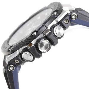 ポイント最大21倍! Gショック Gスチール G-SHOCK ソーラー 腕時計 メンズ GST-B100XA-1AJF|neel|06