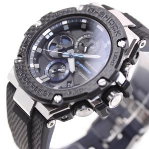 ポイント最大21倍! Gショック Gスチール G-SHOCK ソーラー 腕時計 メンズ GST-B100XA-1AJF|neel|07