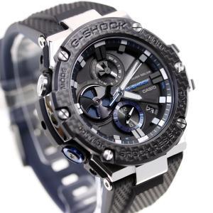 ポイント最大21倍! Gショック Gスチール G-SHOCK ソーラー 腕時計 メンズ GST-B100XA-1AJF|neel|08