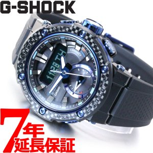 ポイント最大26倍! Gショック Gスチール G-SHOCK G-STEEL ソーラー 腕時計 メンズ GST-B200X-1A2JF ジーショック|neel