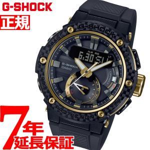 ポイント最大26倍! Gショック Gスチール G-SHOCK G-STEEL ソーラー 腕時計 メンズ GST-B200X-1A9JF ジーショック|neel