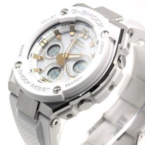 ポイント最大21倍! Gショック Gスチール G-SHOCK G-STEEL 電波 ソーラー 腕時計 メンズ GST-W300-7AJF|neel|11