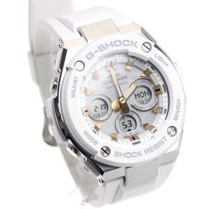 ポイント最大21倍! Gショック Gスチール G-SHOCK G-STEEL 電波 ソーラー 腕時計 メンズ GST-W300-7AJF|neel|12