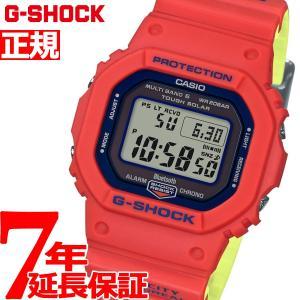 Gショック G-SHOCK 神戸市消防局 救助隊50周年 コラボ 限定 腕時計 5600 デジタル GW-B5600FB-4JR ジーショック|neel
