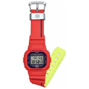 Gショック G-SHOCK 神戸市消防局 救助隊50周年 コラボ 限定 腕時計 5600 デジタル GW-B5600FB-4JR ジーショック|neel|02