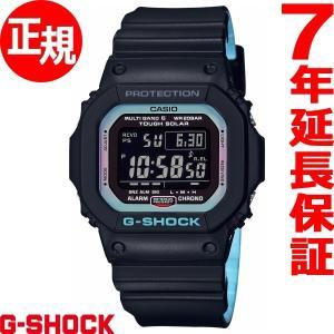 本日ポイント最大16倍! カシオ Gショック CASIO G-SHOCK 電波 ソーラー 腕時計 メンズ GW-M5610PC-1JF neel