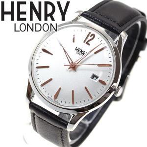 ポイント最大21倍! ヘンリーロンドン HENRY LONDON 腕時計 メンズ レディース HL39-S-0005 neel