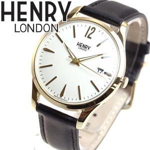 ポイント最大21倍! ヘンリーロンドン HENRY LONDON 腕時計 メンズ レディース HL39-S-0010 neel