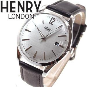 ヘンリーロンドン HENRY LONDON 腕時計 メンズ レディース HL39-S-0075 neel
