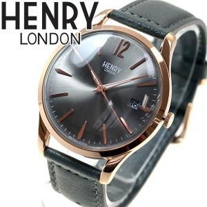 ヘンリーロンドン HENRY LONDON 腕時計 メンズ レディース HL39-S-0120 neel