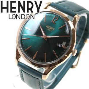 ポイント最大21倍! ヘンリーロンドン HENRY LONDON 腕時計 メンズ レディース HL39-S-0134 neel