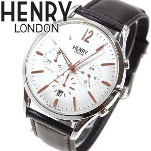 ヘンリーロンドン HENRY LONDON 腕時計 メンズ レディース HL41-CS-0011 neel