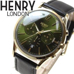 ポイント最大21倍! ヘンリーロンドン HENRY LONDON 腕時計 メンズ レディース HL41-CS-0106 neel