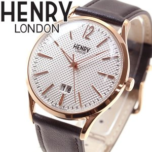 ポイント最大21倍! ヘンリーロンドン HENRY LONDON 腕時計 メンズ レディース HL41-JS-0038 neel