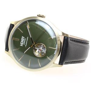本日限定6%OFFクーポン付! ポイント最大21倍! ヘンリーロンドン 腕時計 メンズ 自動巻き HL42-AS-0282 HENRY LONDON|neel|07